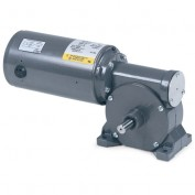 Baldor AC Gearmotor, GC24322, 1/12HP, 23//27.7RPM, 1PH, TENV