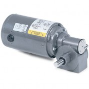 Baldor AC Gearmotor, GM3329, 1/6HP, 230RPM, 3PH, TEFC
