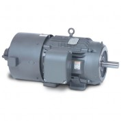 Baldor Motor IDNM3665T, 5HP, 1760RPM, 3PH, 60HZ, 184TC, 0640M, TENV, F1