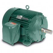 Baldor Motor IDVSNM3665T, 5HP, 1755RPM, 3PH, 60HZ, L184TC, TENV, FOOT