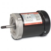 Baldor Motor JM3461, .5HP, 1725RPM, 3PH, 60HZ, 56J, 3416M, TEFC, F1