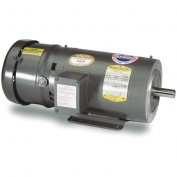 Baldor Motor KBM3454, .25HP, 1725RPM, 3PH, 60HZ, 56C, 3413M, TENV, F1