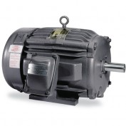 Baldor Motor L5020, 5HP, 1725RPM, 1PH, 60HZ, 215, 3744LC, XPFC, F1