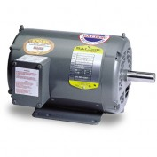 Baldor Motor M1206T, 2/.5HP, 1725/850RPM, 3PH, 60HZ, 145T, 3528M, O