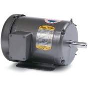 Baldor Motor M1755T, 1.5/.375HP, 1735/865RPM, 3PH, 60HZ, 145T, 352