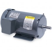 Baldor Motor M3157T-57,  2HP, 1425RPM, 3PH, 50HZ, 145T, 3528M, OPEN, F1