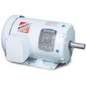 Baldor Motor VEFWDM3546T, 1HP, 1765RPM, 3PH, 60HZ, 143TC, 3524M, TEFC, F1