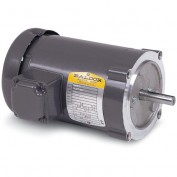 Baldor Motor VL3515-50, 2HP, 2850RPM, 1PH, 50HZ, 56C, 3535LC, TEFC, F1
