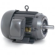 Baldor Motor VL5027, 2HP, 1725RPM, 1PH, 60HZ, 184C, 3634L, XPFC, F1