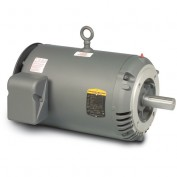 Baldor Motor VM3153T,  .75HP, 1140RPM, 3PH, 60HZ, 143TC, 3428M, OPEN