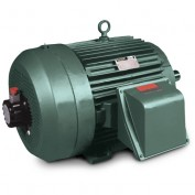 Baldor Motor ZDVSNM3587T, 2HP, 1740RPM, 3PH, 60HZ, 145TC, 0535M, TENV, F1