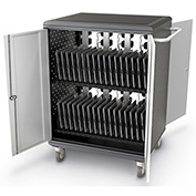 Balt® 27698 A La Cart Tablet Security & Charging Cart For 32 Devices, Unassembled