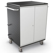 Balt® A La Cart Security Cart w/ Locking Steel Cabinet