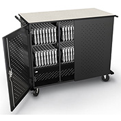 Balt® 27706 Odyssey High Capacity Tablet Charging Cart For 48 Devices, Unassembled