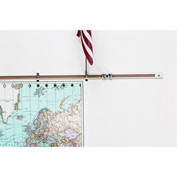 "Balt® Map Rail Accessory - 1"" Hook Clip with Flag Holder"