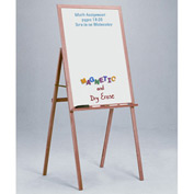Balt® Wood Presentation Easel - Natural