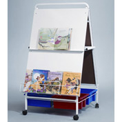 Balt® Baby Folding Mobile Easel with Tubs