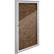 "Balt® Weather Sentinel Outdoor Enclosed Cabinet - 1 Door - 24""W x 48""H Tan"