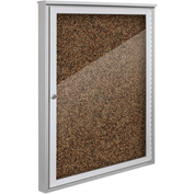 "Balt® Weather Sentinel Outdoor Enclosed Cabinet - 1 Door - 36""W x 48""H Tan"