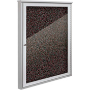 "Balt® Weather Sentinel Outdoor Enclosed Cabinet - 1 Door - 36""W x 48""H Red"