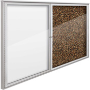 "Balt® Weather Sentinel Outdoor Enclosed Cabinet - 2 Doors - 72""W x 48""H Tan"