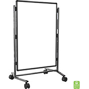 Modifier Xv Height Adjustable Easel - Black - Melamine Panel