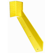 "Bluff 52"" Rack Guard, RG52R, Right Side, Yellow"
