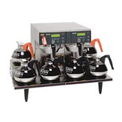 Axiom 12 Cup Automatic Coffee Brewer With 6 Warmers, 0/6 Twin