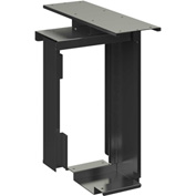 BOSTONtec CPU02, CPU Holder, Black Finish