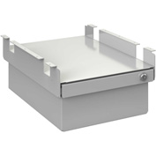 "BOSTONtec DRW06, Drawer, Stacking, 6"" D X 18"" L X 12"" W"