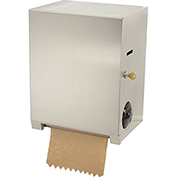 Bobrick® Touch-Free Pull Down Surface Mounted Roll Towel Dispenser - SS - B-2860