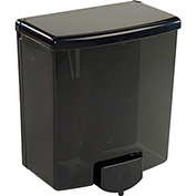 Bobrick® ClassicSeries™ Surface Mounted Black Soap Dispenser - B-42