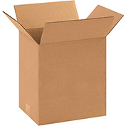 "Corrugated Boxes 10"" x 8"" x 12"" - 25 Pack"