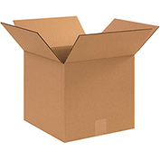 "Corrugated Boxes 11"" x 11"" x 10"" - 25 Pack"