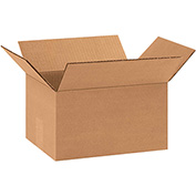 "Corrugated Boxes 11-1/4"" x 8-3/4"" x 5"" - 25 Pack"