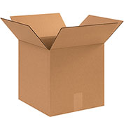 "12 x 12 x 12"" Corrugated Boxes - 25 Pack"