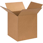 "Cardboard Corrugated Box 14"" x 14"" x 16"" 200lb. Test/ECT-32 - 25 Pack"