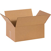 "Corrugated Boxes 14"" x 9"" x 6"" - 25 Pack"