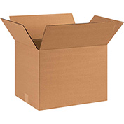 "Cardboard Corrugated Box 16"" x 12"" x 12"" 200lb. Test/ECT-32 - 25 Pack"
