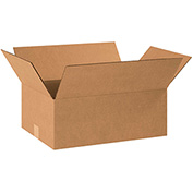 "Corrugated Boxes 16"" x 12"" x 7"" - 25 Pack"