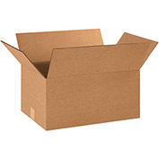 "Corrugated Boxes 16"" x 12"" x 9"" - 25 Pack"