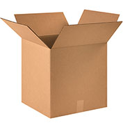 """Corrugated Boxes 16"""" x 16"""" x 16"""" 200lb. Test/ECT-32 25 Pack"""
