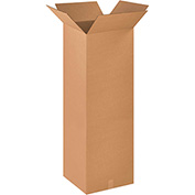 "Corrugated Boxes 16"" x 16"" x 48"" - 10 Pack"