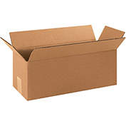 "Long Corrugated Boxes 16"" x 5"" x 5"" - 25 Pack"