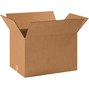 "Corrugated Boxes 18"" x 13"" x 12"" - 25 Pack"