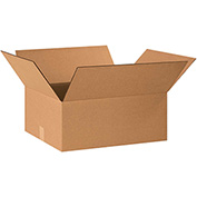"Corrugated Boxes 20"" x 15"" x 9"" - 25 Pack"