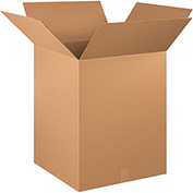 "Corrugated Boxes 20"" x 20"" x 28"" - 10 Pack"