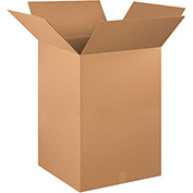 "Corrugated Boxes 22"" x 22"" x 30"" - 10 Pack"