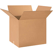 "Corrugated Boxes 24"" x 18"" x 20"" - 15 Pack"