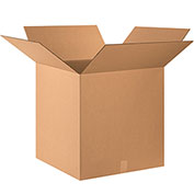 "Cardboard Corrugated Box 24"" x 24"" x 24"" 200lb. Test/ECT-32 - 10 Pack"